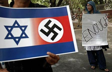 Anti-semitism on campus