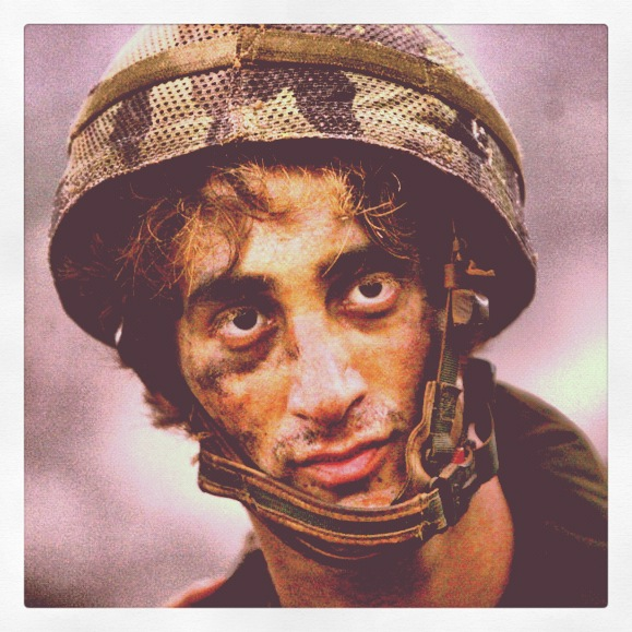 Young Israeli Soldier